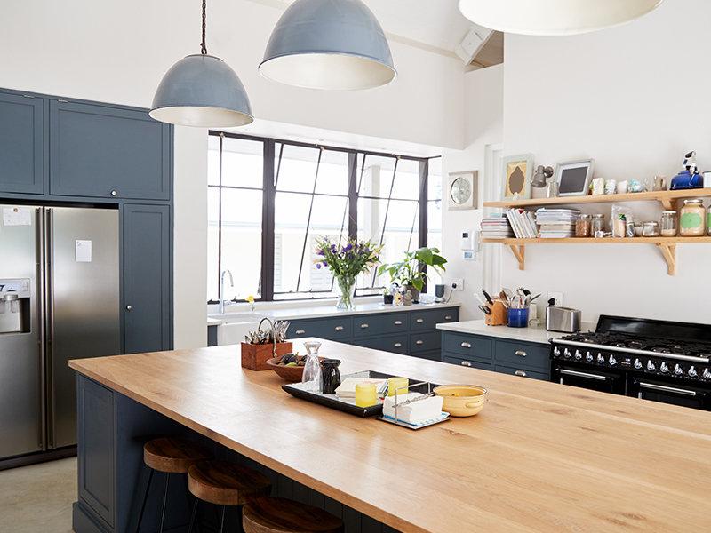 Afkitten keuken - Kitbedrijf Amsterdam